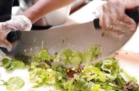 salad mezzaluna